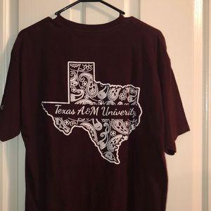 Texas A&M T-shirt